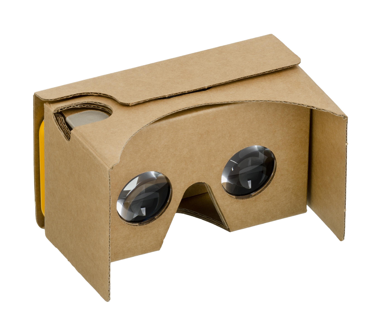 Cardboard vr-glasses